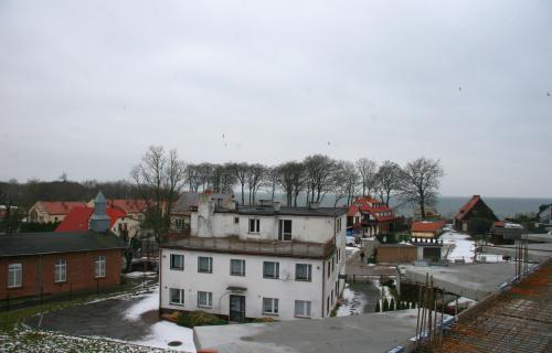Widok z poziomu 3 piętra