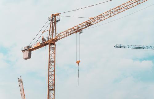 Planowane rozpoczęcie budowy