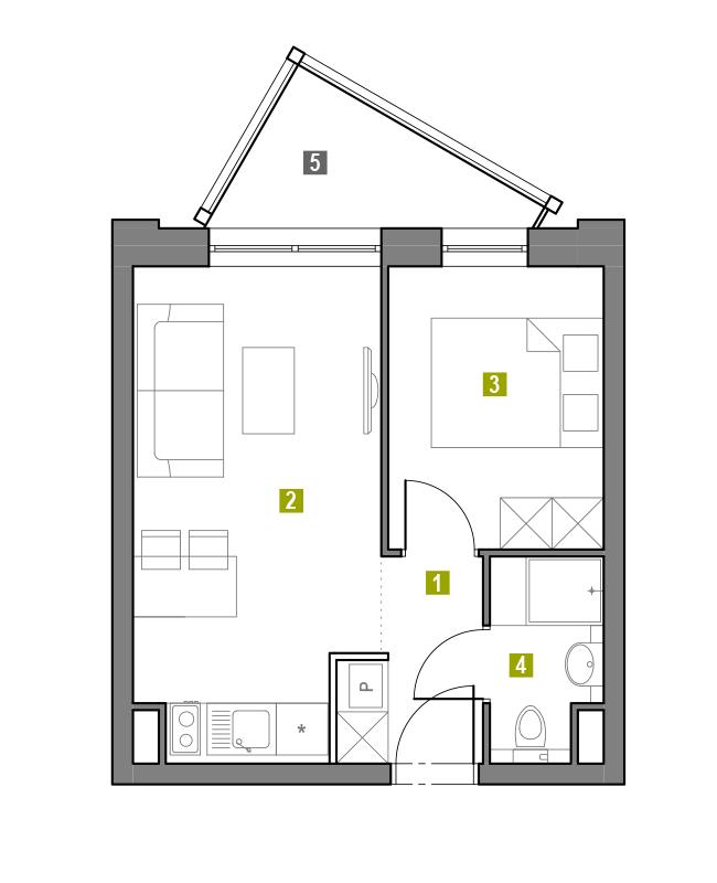 Apartament 3.L3