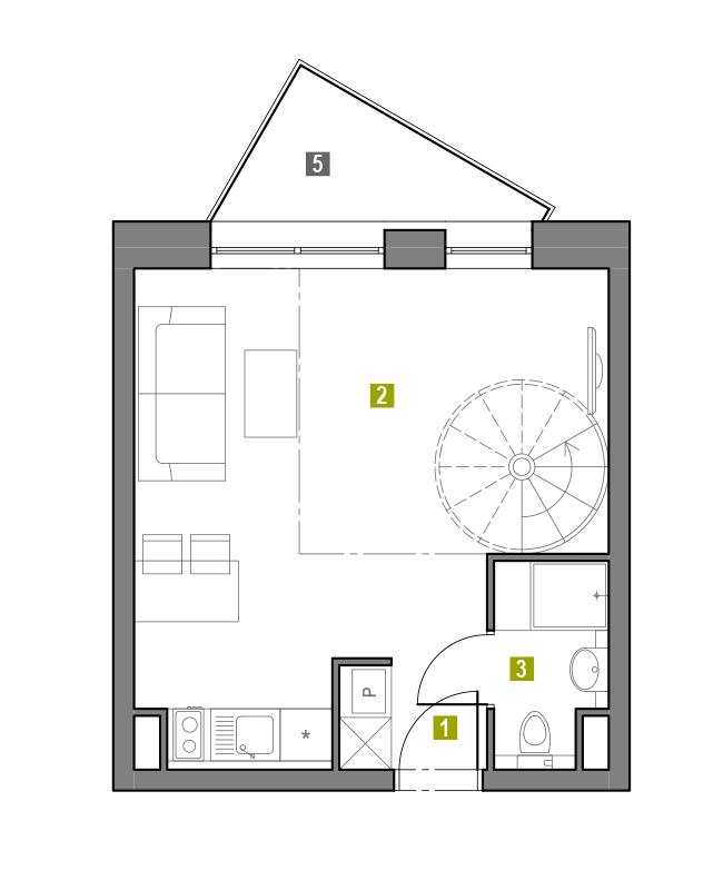 Apartament 3.L8